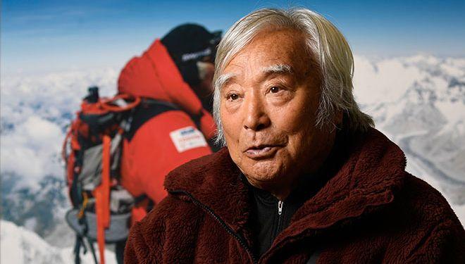 Yuichiro Miura, de 86 años  Reina Kitamura